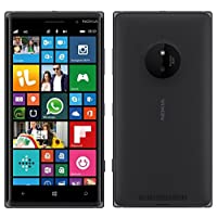 Nokia Lumia 830 Factory Unlocked Windows Cellphone Black RM-983 (Renewed)