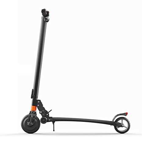 ZBB Scooter eléctrico Plegable Ruedas de 8 Pulgadas Portátil ...