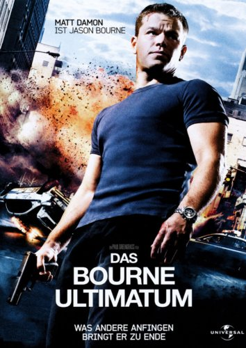 Das Bourne Ultimatum Film