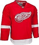 Detroit Red Wings NHL Reebok Men's Red 2016-17 Premier Jersey
