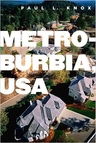 USA Metroburbia
