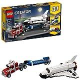 LEGO Transporte del Transbordador Creator (31091) Juguete de Construccion para Niños