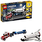 Toys : LEGO Creator 3in1 Shuttle Transporter 31091 Building Kit (341 Pieces)