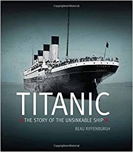 titanic book one unsinkable book report