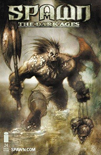 Spawn: The Dark Ages #24