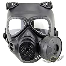 ZJZ Outdoor Shooting Games Paintball Mask