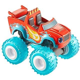 Fisher-Price Nickelodeon Blaze & The Monster Machines, Water Rider Blaze