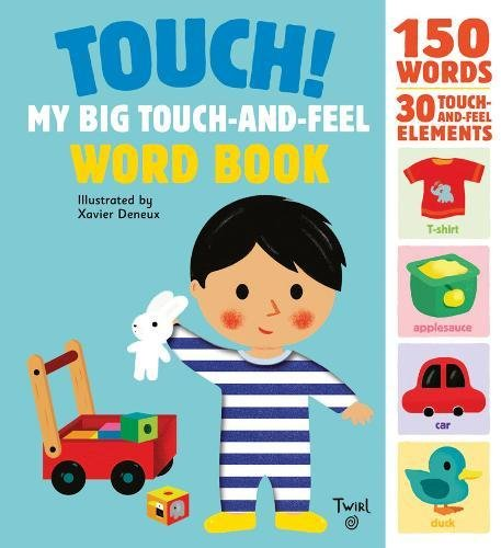 Download Touch! My Big Touch-and-Feel Word Book ebook
