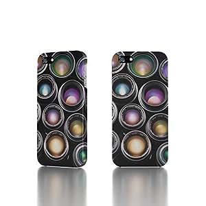 Apple iPhone 4 / 4S Case - The Best 3D Full Wrap iPhone Case - Camera Lenses