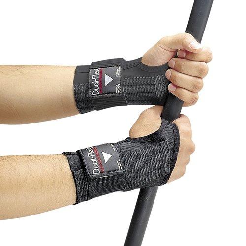 Allegro Industries 7212-01 Dual-Flex Wrist Support, 5 1/2