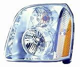 07 gmc yukon denali - Depo 335-1143L-AS GMC Yukon Denali Driver Side Replacement Headlight Assembly