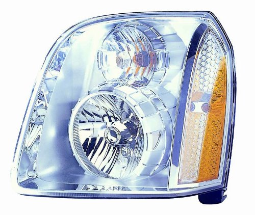Depo 335-1143L-AS GMC Yukon Denali Driver Side Replacement Headlight Assembly