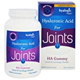 Hyaluronic Acid for Joints 60 Milligrams 60 Gummies
