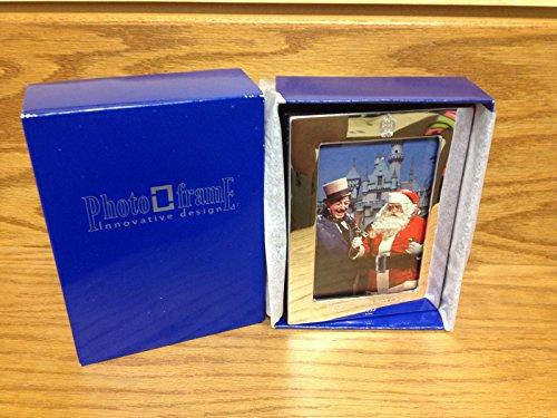- Disneyland Club 33 CANDLELIGHT 2013 Happy Holidays Frame WALT DISNEY / SANTA