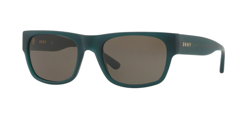DKNY 0Dy4150 Gafas de sol, Matte Dark Teal, 54 para Mujer ...