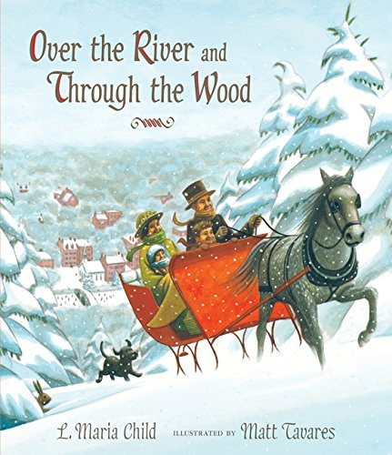 Download Over the River and Through the Wood: The New England Boy's Song About Thanksgiving Day pdf epub
