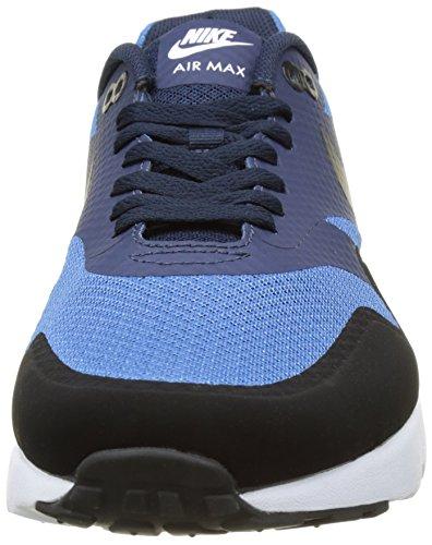 Nike Air Max 1 Ultra Essential, Scarpe Sportive Uomo Blu (Star Blue/Black/Obsidian/White)