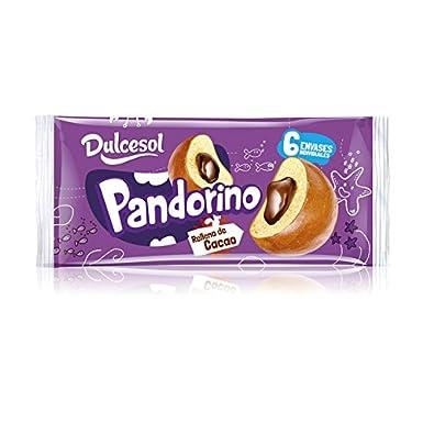 DULCESOL 🍞😋🍫 Pandorino 🍞😋🍫: Amazon.es: Alimentación y ...