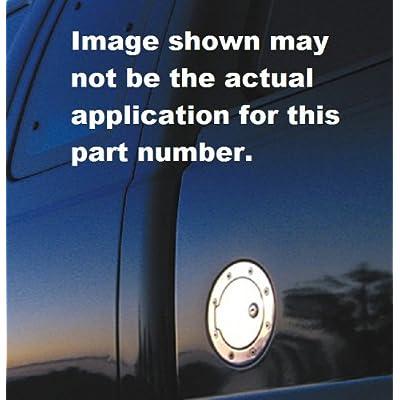 All Sales 6090GKL Billet Fuel Door: Automotive