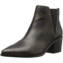 The Fix Women's Rory Block-Heel Pointed-Toe Chelsea Ankle Boot