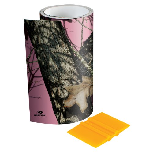 Mossy-Oak-Graphics-14003-7-BUP-Camouflage-6-x-7-Break-Up-Pink-Tape-Roll