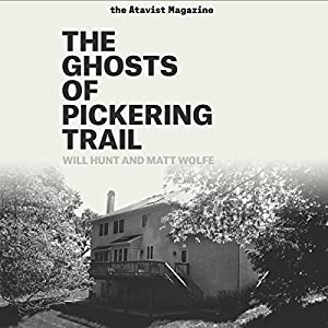 The Ghosts of Pickering Trail Audiobook