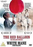The Red Balloon inc White Mane