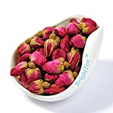 Cheap BrightTea Red Rosebuds Tea Rose Flower Tea package 2oz