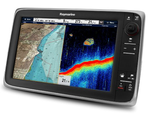 (Raymarine c125 12.5-Inch Multi-Function Display with Lighthouse US Coastal Charts)