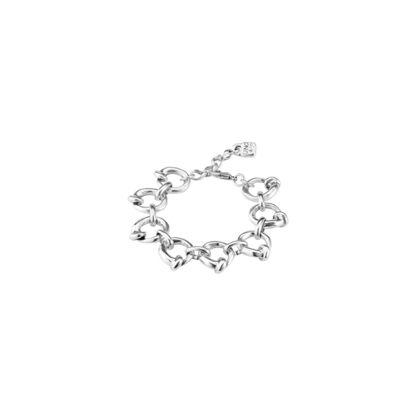 Uno de 50 EN EL CLAVO Bracelet PUL1805MTL0000M by Uno de 50