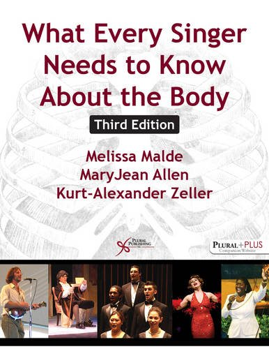 What Every Singer Needs to Know About the Body, Third Edition [Melissa Malde - MaryJean Allen - Kurt-Alexander Zeller] (Tapa Blanda)