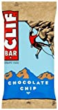 (12 PACK) - Clif Bar Chocolate Chip Flavour | 68 x 12g x | 12 PACK - SUPER SAVER - SAVE MONEY