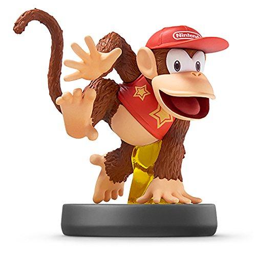 Diddy Kong amiibo - Japan Import (Super Smash Bros Series)