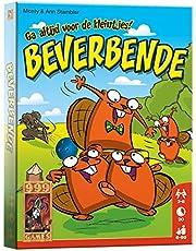 999 Games - Beverbende Kaartspel - vanaf 6 jaar - Een van de beste spellen van 2009 - Ann Stambler en Monty Stambler - Draften - voor 2 tot 6 spelers - 999-BEV01, meerkleurig