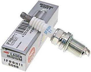 HONDA TRX 450-04-CRF 450/14/R-02 04-bujía NGK IFR8H-11 ...