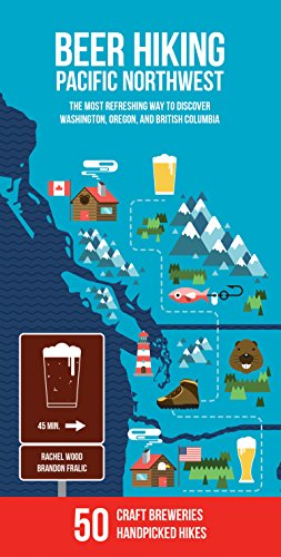 Oregon Beer - Toysmith – Beer Hiking Pacific Northwest – A Beer Lover's Trail Guide