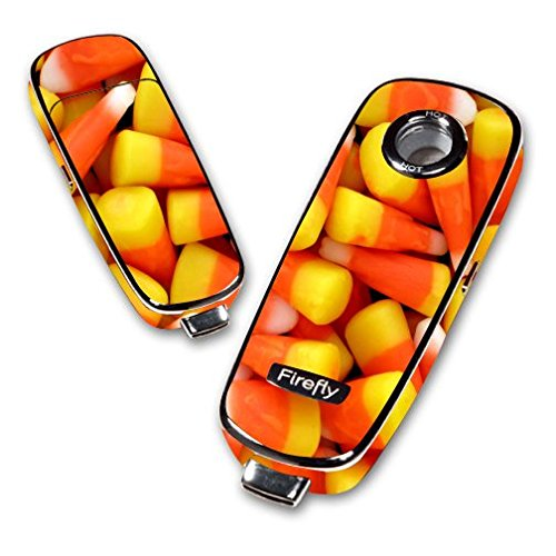 Decal Sticker Skin WRAP - Firefly Vaporizer - Halloween Candy Print]()