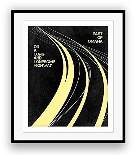 Music Quotes Art Posters TURN THE PAGE By Bob Seger