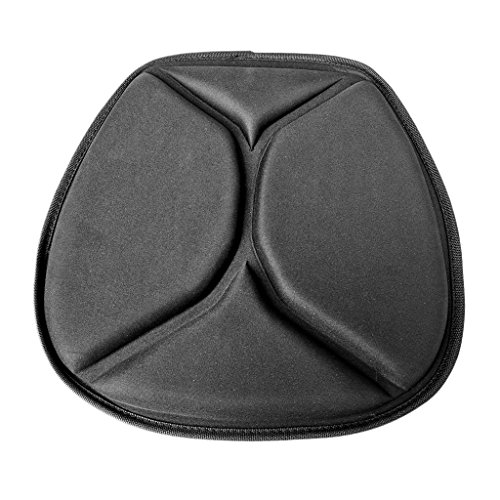 MagiDeal Soft Comfortable EVA Padded Seat Cushion Pad For Kayak Canoe Fishing Boats by MagiDeal