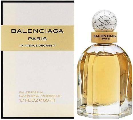 africano Depresión amortiguar  Amazon.com: New Authentic BALENCIAGA PARIS 1.7 Oz Eau De Parfum (EDP) Spray  for Women