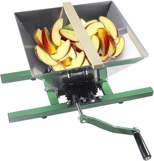 Grape crusher device Pulping Machine Wine Making 180 kg hour