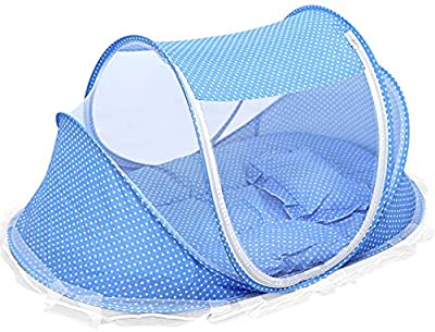 GPCT Portable Foldable Baby Mosquito Travel Net Tent