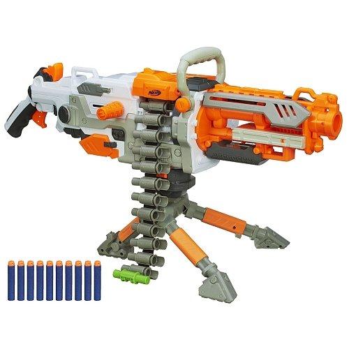 Nerf N-Strike Havok / Vulcan Fire EBF-25 Blaster