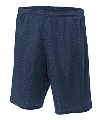 11 Shorts In Utility Bleu Mesh adult Marine 4xl N5274 UBdqU