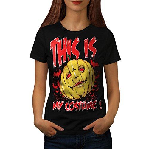 Female Psycho Clown Costume (Halloween Costume Horror Women M T-shirt | Wellcoda)