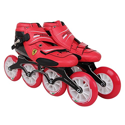 Ferrari Speed Skate, Red, Size 40