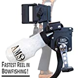 AMS Bowfishing Retriever TNT Reel - Right Hand - Made in The USA
