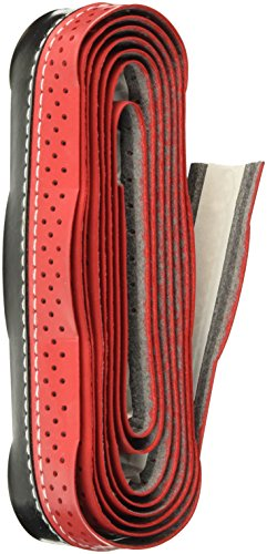 - Serfas Stitched Two Tone Bar Tape, Black/Red