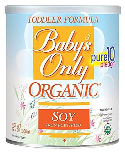 Babys Only Organic Formula Toddler Soy Org  Pack Of 5
