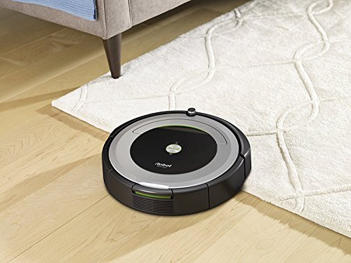 iRobot Roomba 690 Wi-Fi Connected Robotic Vacuum Cleaner + 1 Dual Mode Virtual Wall Barrier (With Batteries) + Extra Filter + More by iRobot (Image #4)'